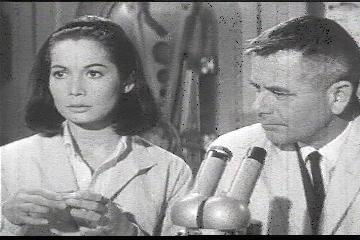 Picture of Nancy Kwan & Glenn Ford (courtesy of Olivia Su)