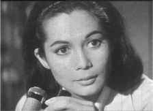 Picture of Nancy Kwan - courtesy of Olivia Su