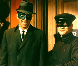 Bruce Lee and the Green Hornet